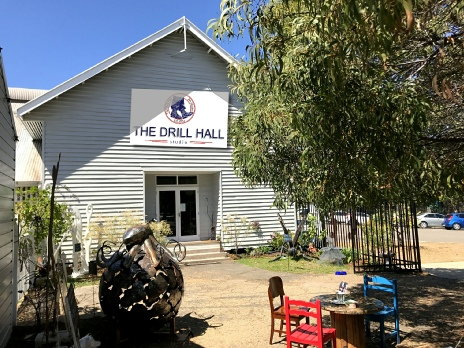 The Drill Hall Art Studio - Accommodation Batemans Bay
