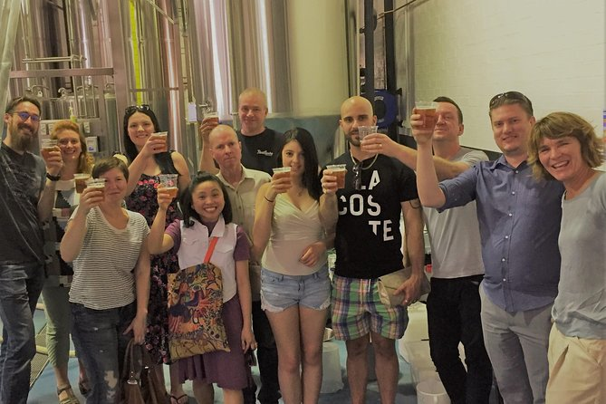 CanBEERa Explorer Capital Brewery Full-Day Tour