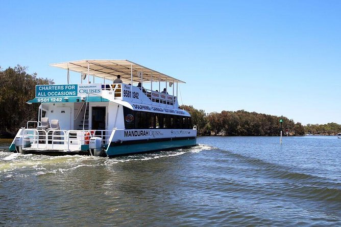 Murray River Lunch Cruise from Mandurah - Accommodation Batemans Bay