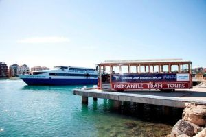 Perth Lunch Cruise including Fremantle Sightseeing Tram Tour - Accommodation Batemans Bay