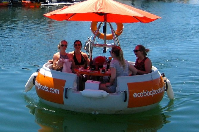 Self-Drive BBQ Boat Hire Mandurah - Group of 3 - 6 people - Accommodation Batemans Bay
