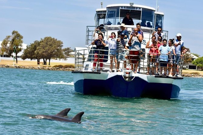 Mandurah Dolphin and Scenic Canal Cruise - Accommodation Batemans Bay
