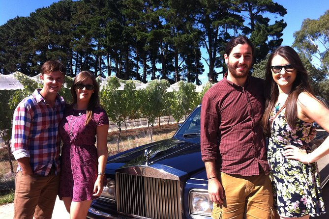 Private Winery Tour From Hobart In A Rolls Royce - Accommodation Batemans Bay