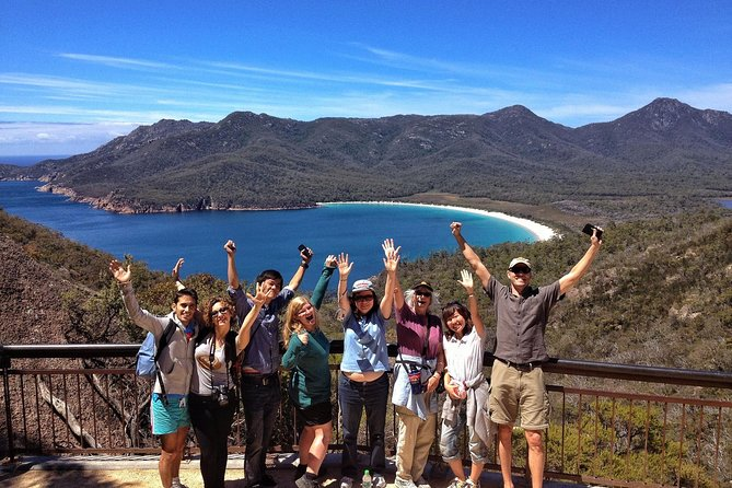 Wineglass Bay and Freycinet National Park Active Day Trip from Hobart - Accommodation Batemans Bay