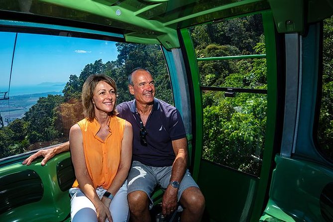 Skyrail Rainforest Cableway Day Trip from Palm Cove - Accommodation Batemans Bay