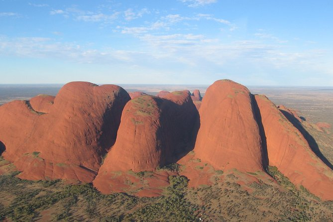 Kata Tjuta and Uluru Grand View Helicopter Flight - Accommodation Batemans Bay