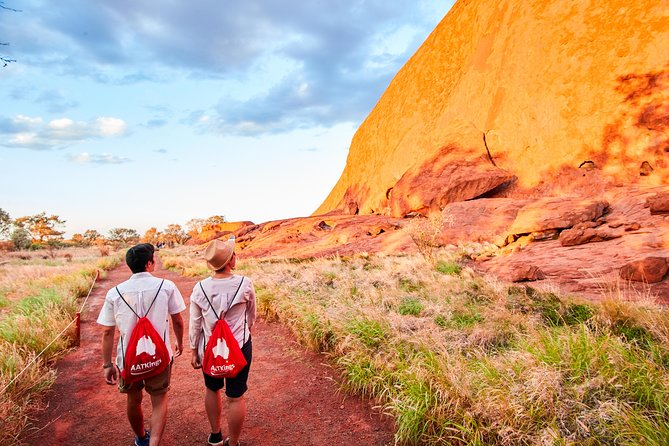 Uluru Sunrise and Guided Base Walk - Accommodation Batemans Bay