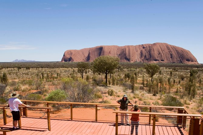 Uluru Small Group Tour including Sunset - Accommodation Batemans Bay