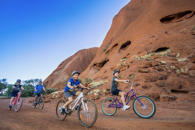 Outback Cycling Uluru Bike Ride - Accommodation Batemans Bay