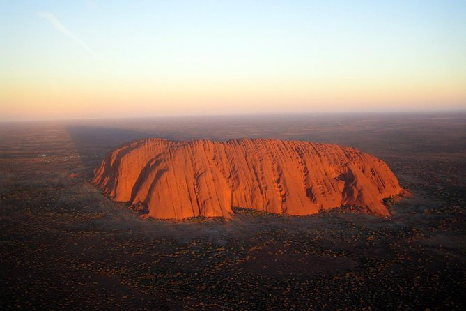 Fixed-Wing Scenic Flight from Uluru Ayers Rock - Accommodation Batemans Bay