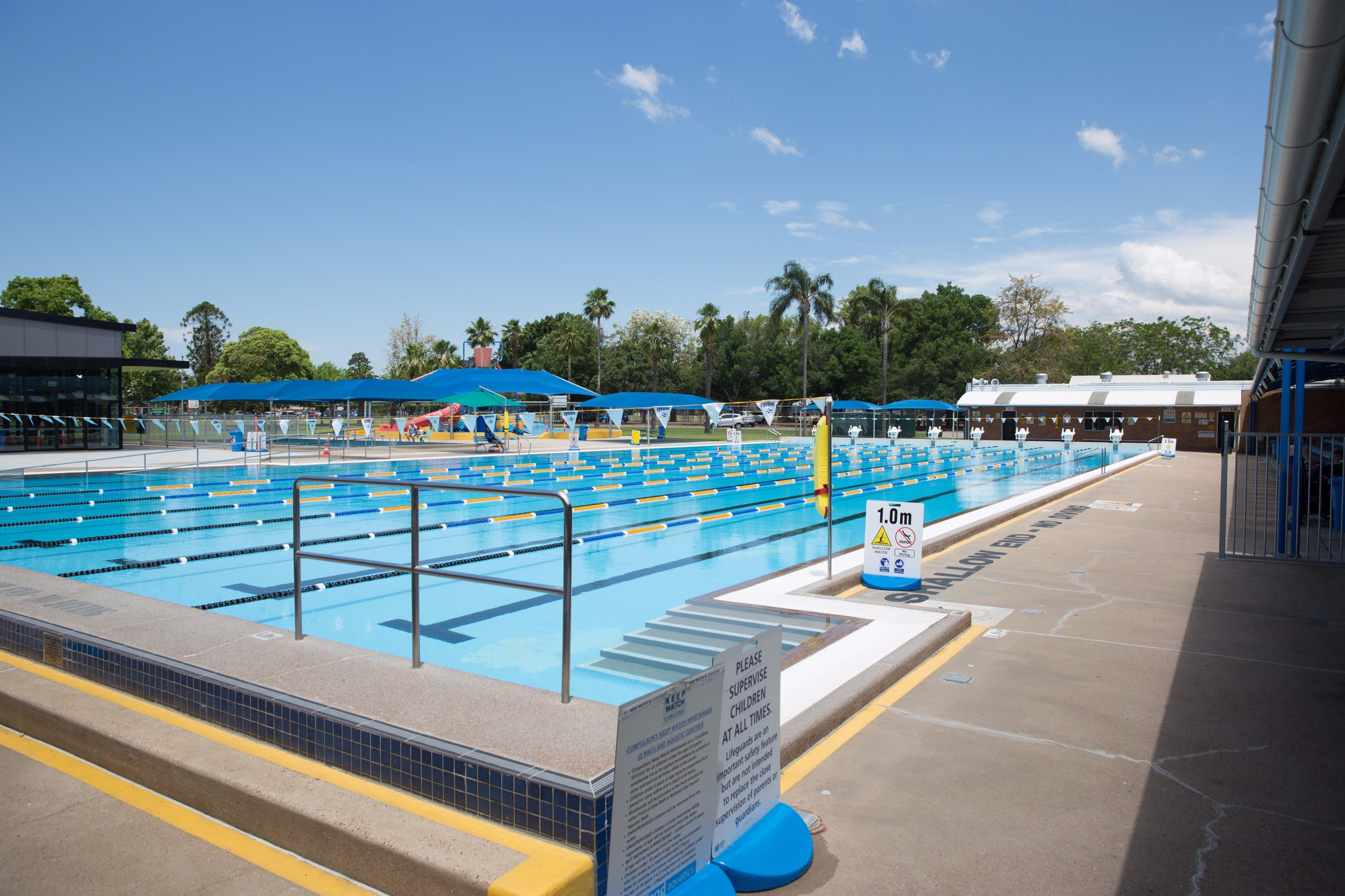East Maitland Aquatic Centre - Accommodation Batemans Bay