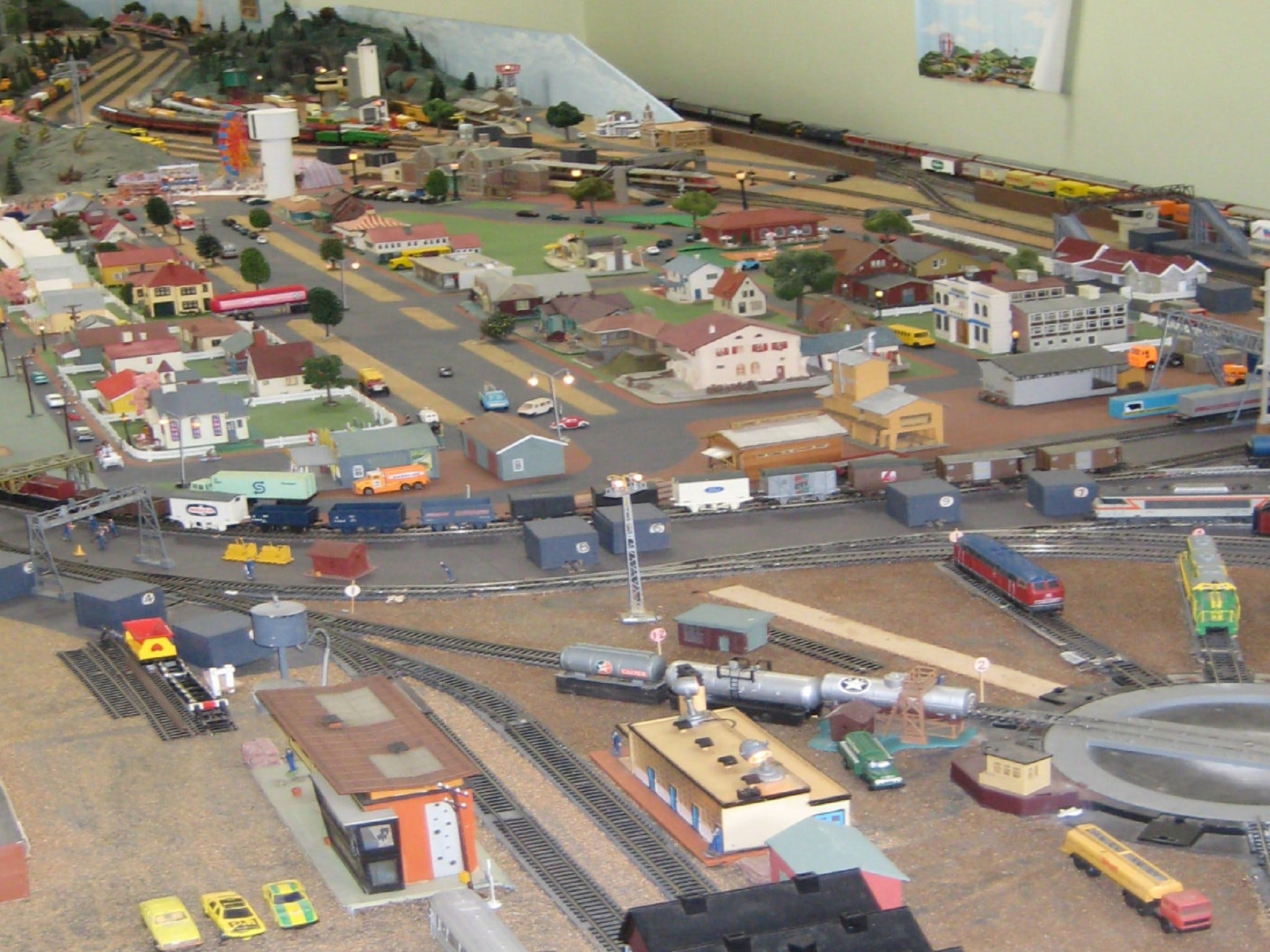 Heywood Model Trains - Accommodation Batemans Bay