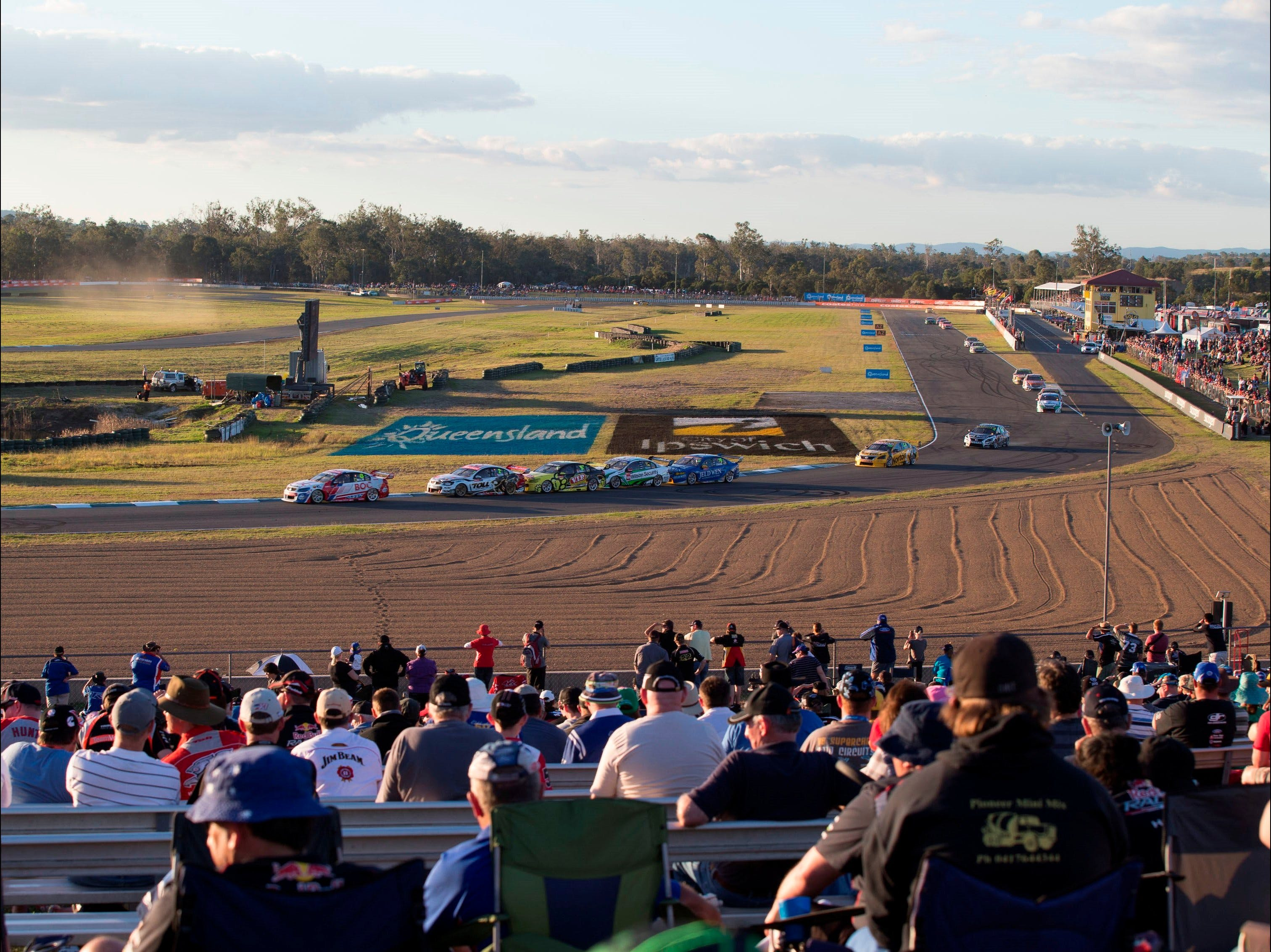 Ipswich Motorsport Precinct - Accommodation Batemans Bay