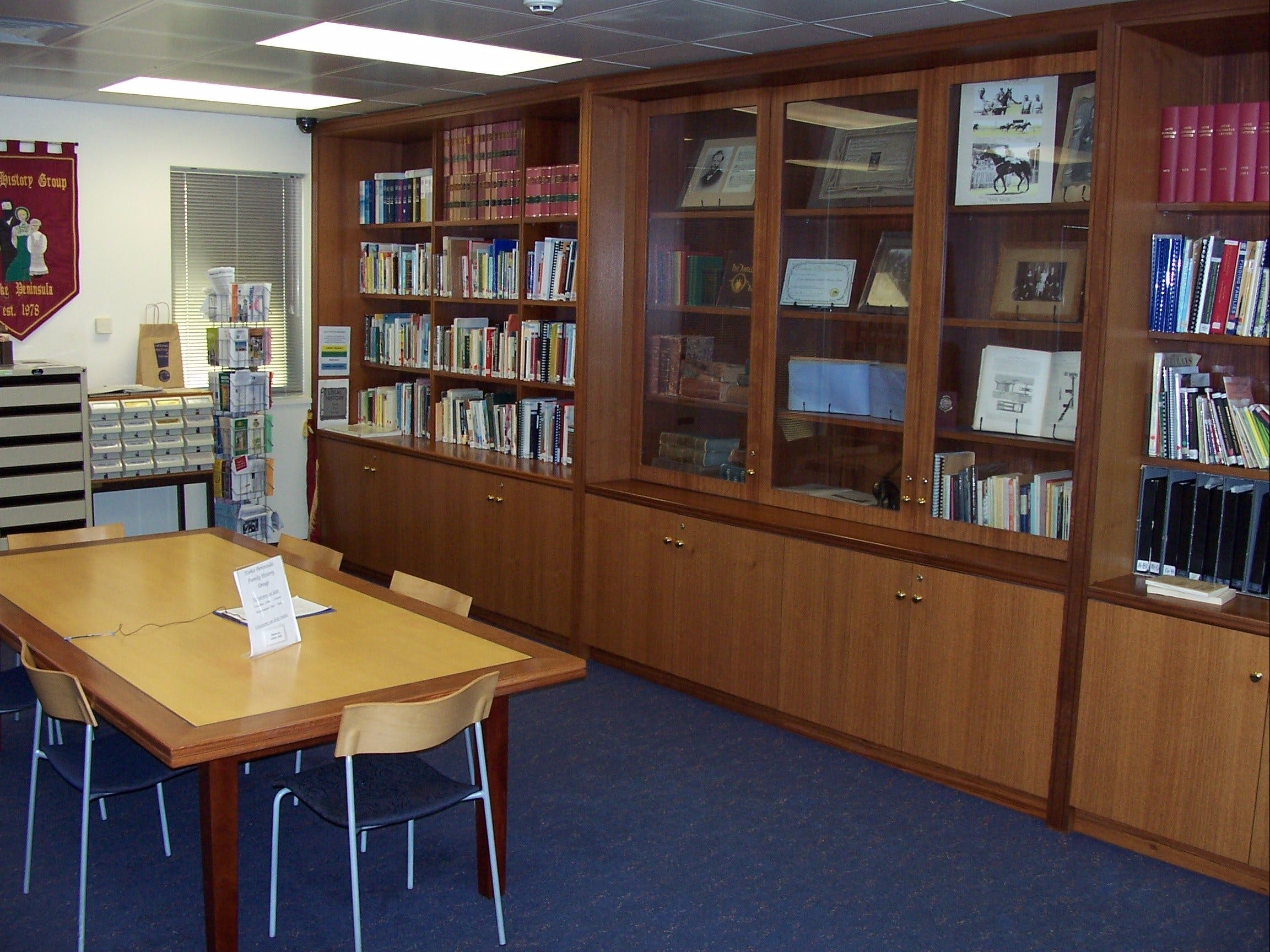 Local History Room - Accommodation Batemans Bay