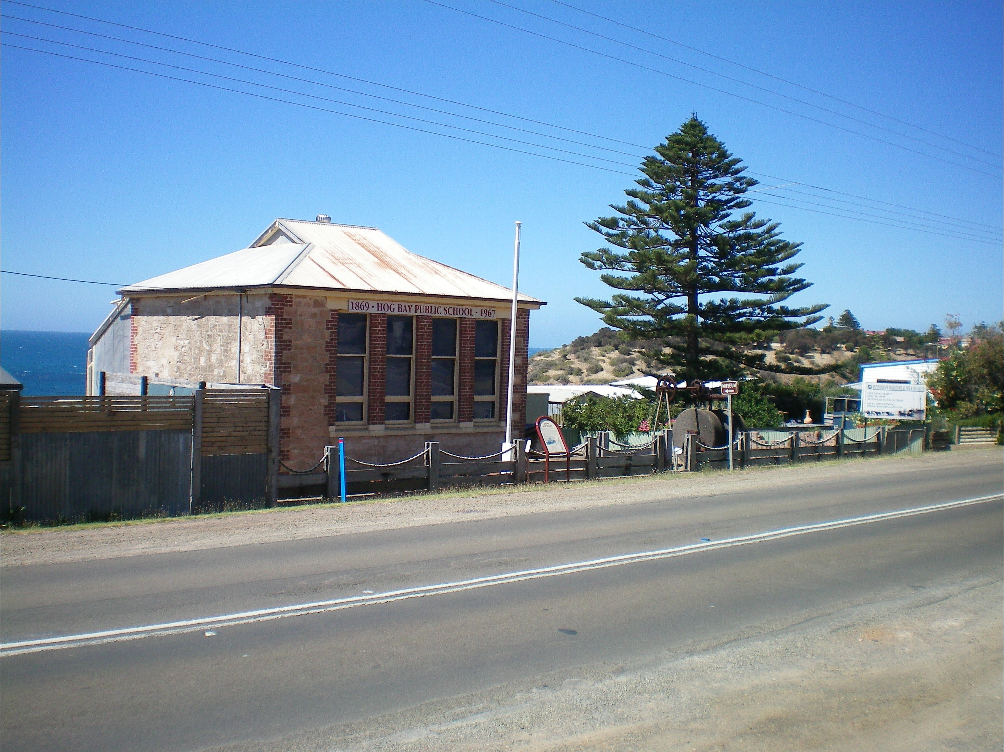 Penneshaw Maritime And Folk Museum - Accommodation Batemans Bay