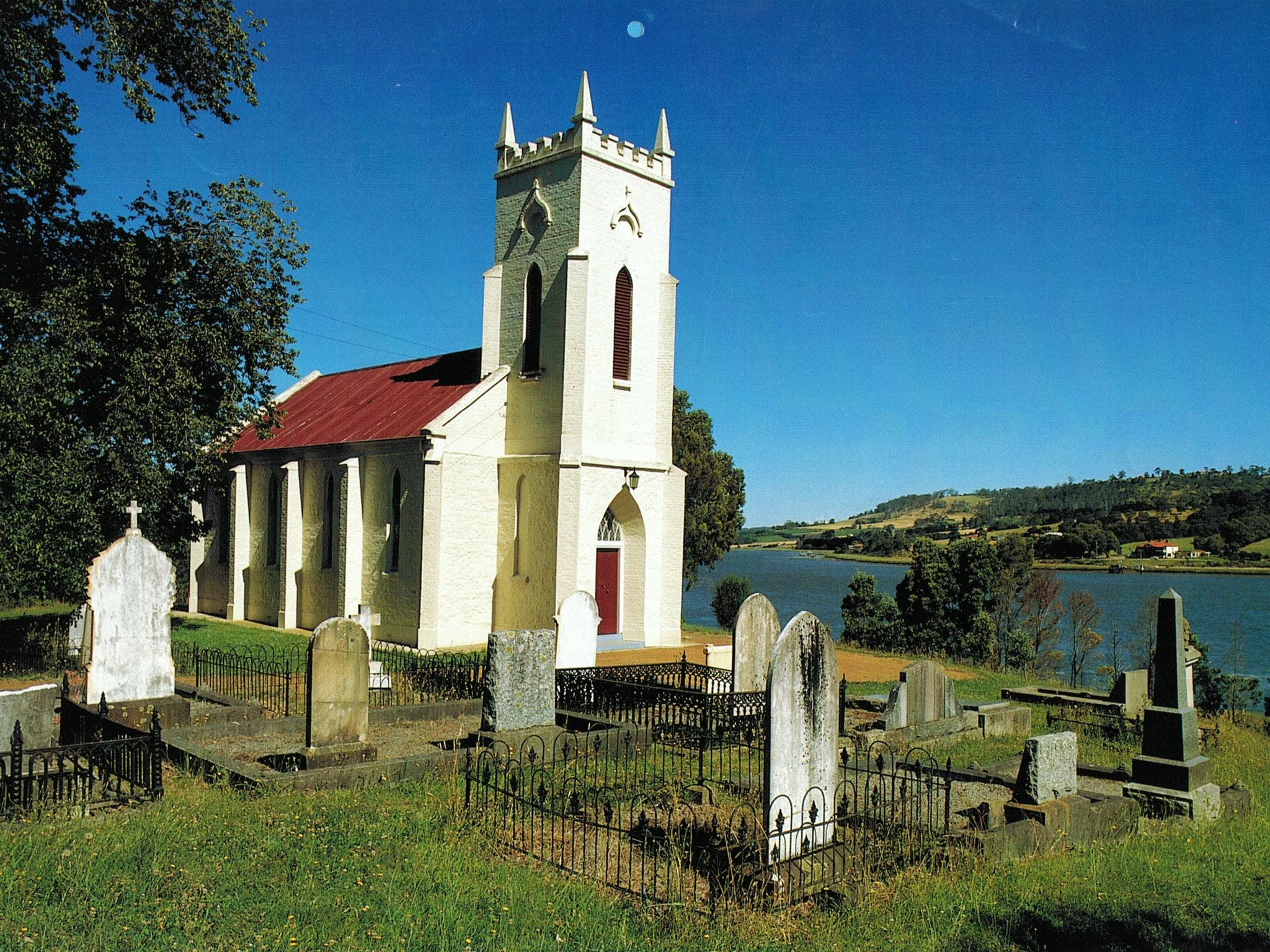 St Matthias' Anglican Church - Accommodation Batemans Bay
