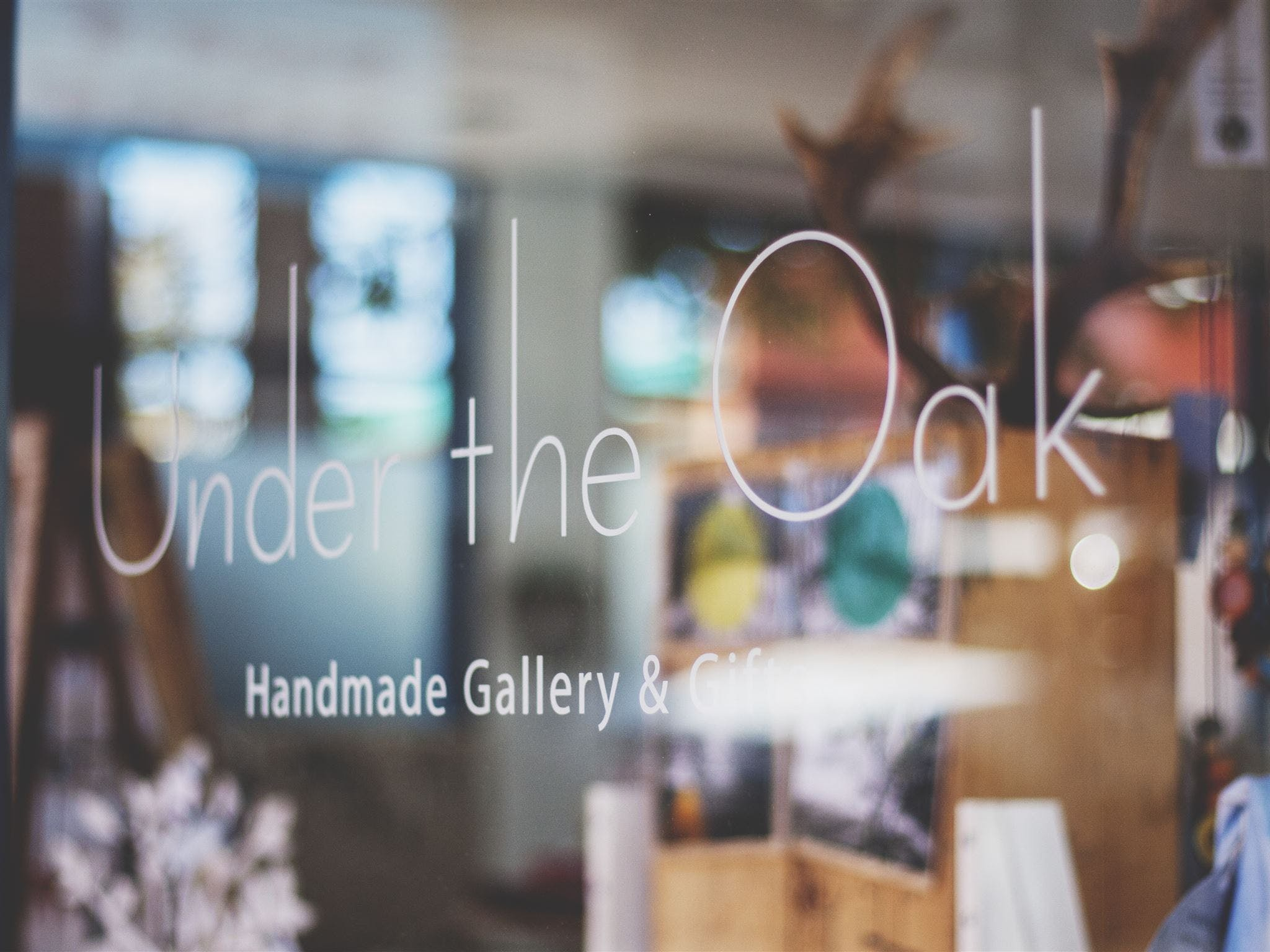 Under The Oak Handmade Gallery and Gifts - Accommodation Batemans Bay