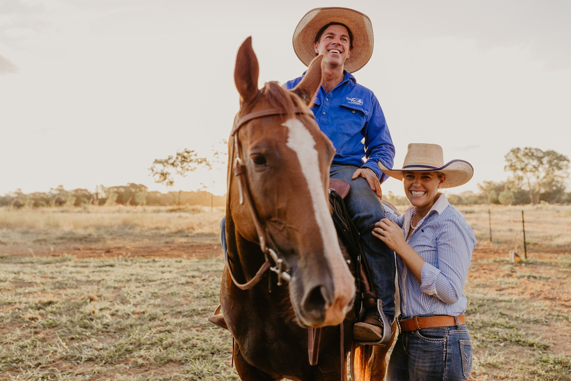 Katherine Outback Experience - Horse Riding Experience - Accommodation Batemans Bay