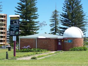 Port Macquarie Astronomical Observatory - Accommodation Batemans Bay