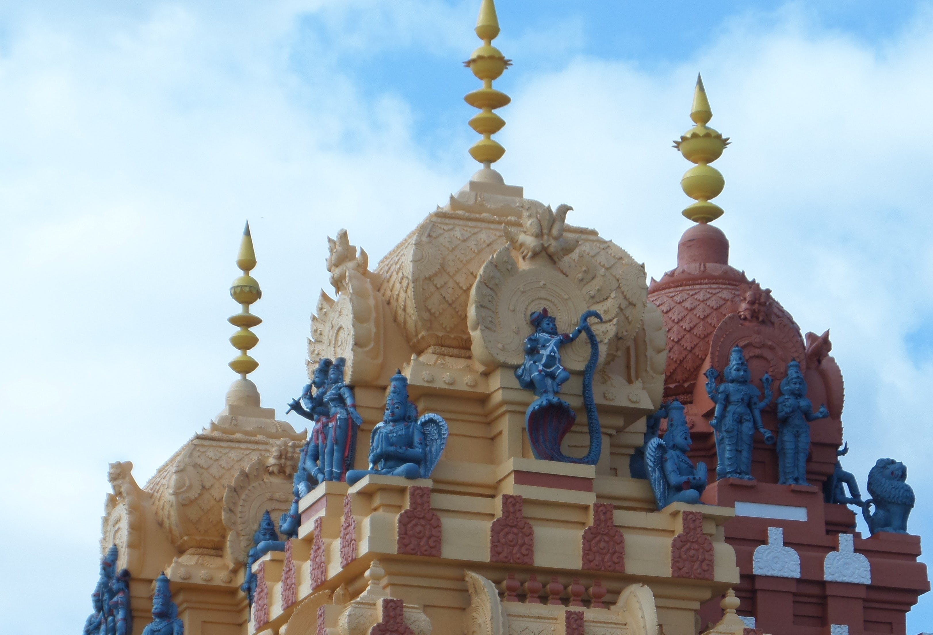 Vishnu Siva Mandir Temple and Library - Accommodation Batemans Bay