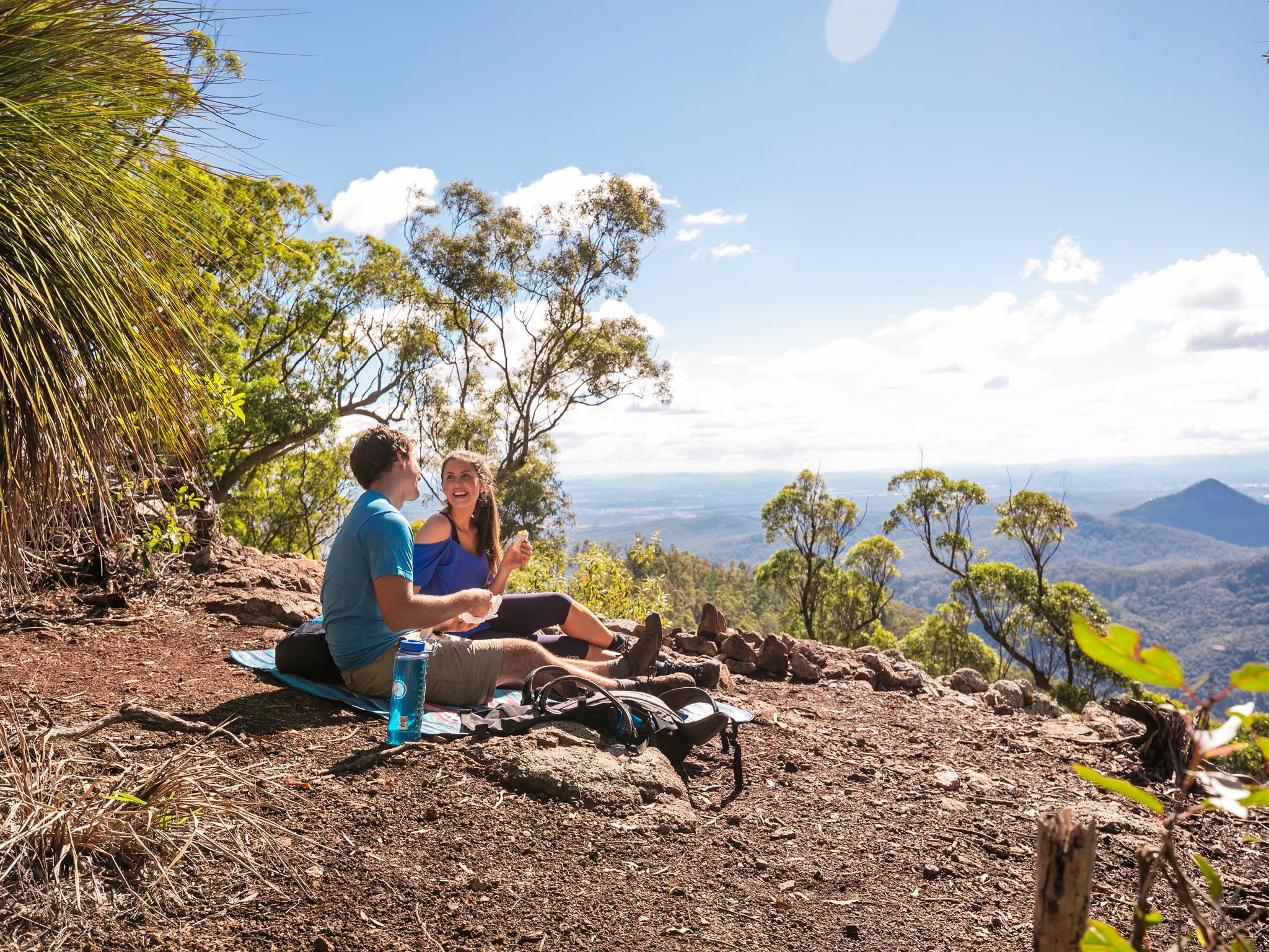 Goolman Lookout via Rocky Knoll Lookout Trail - Accommodation Batemans Bay