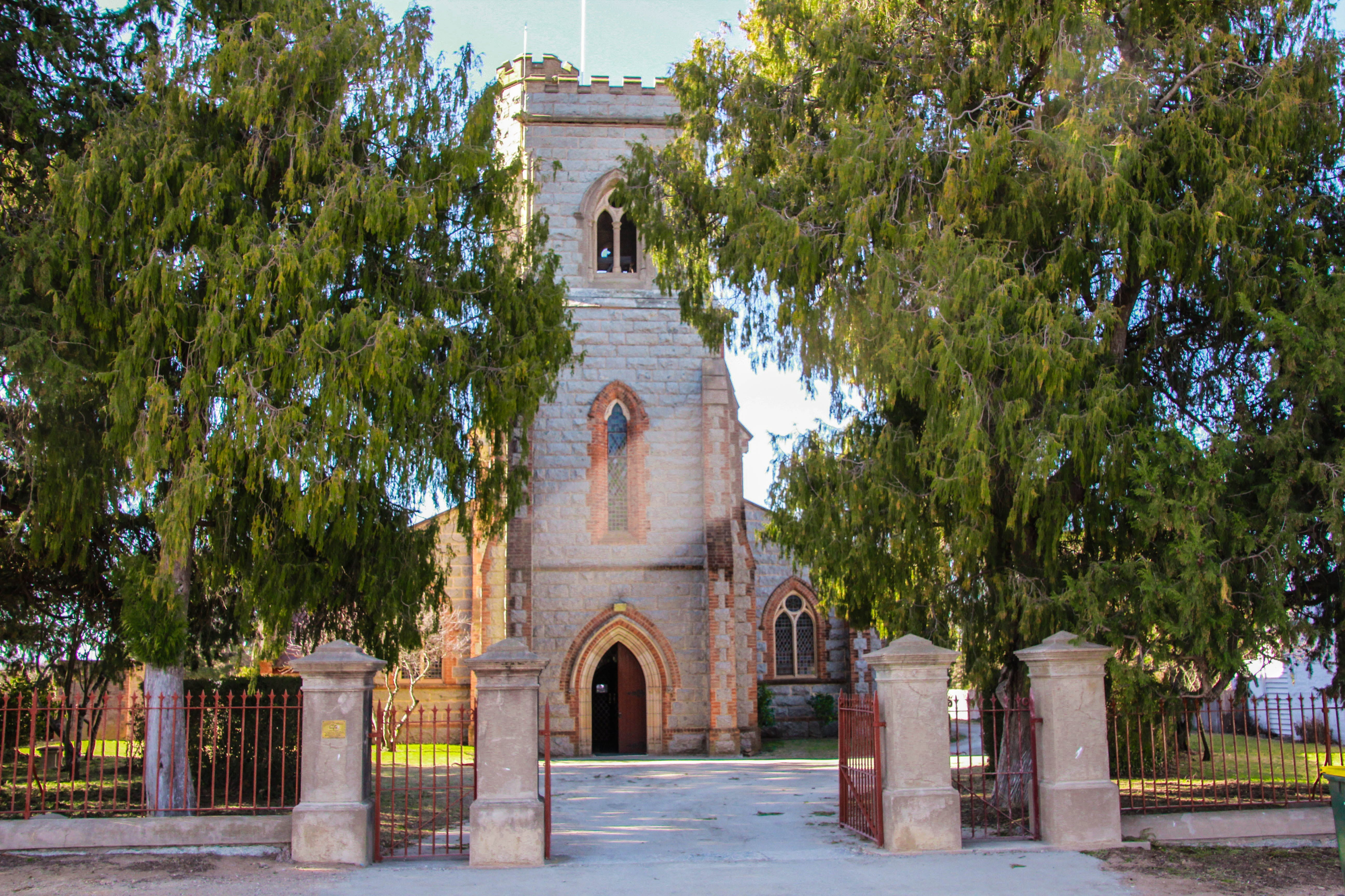 Parish Church of St Andrew - Accommodation Batemans Bay