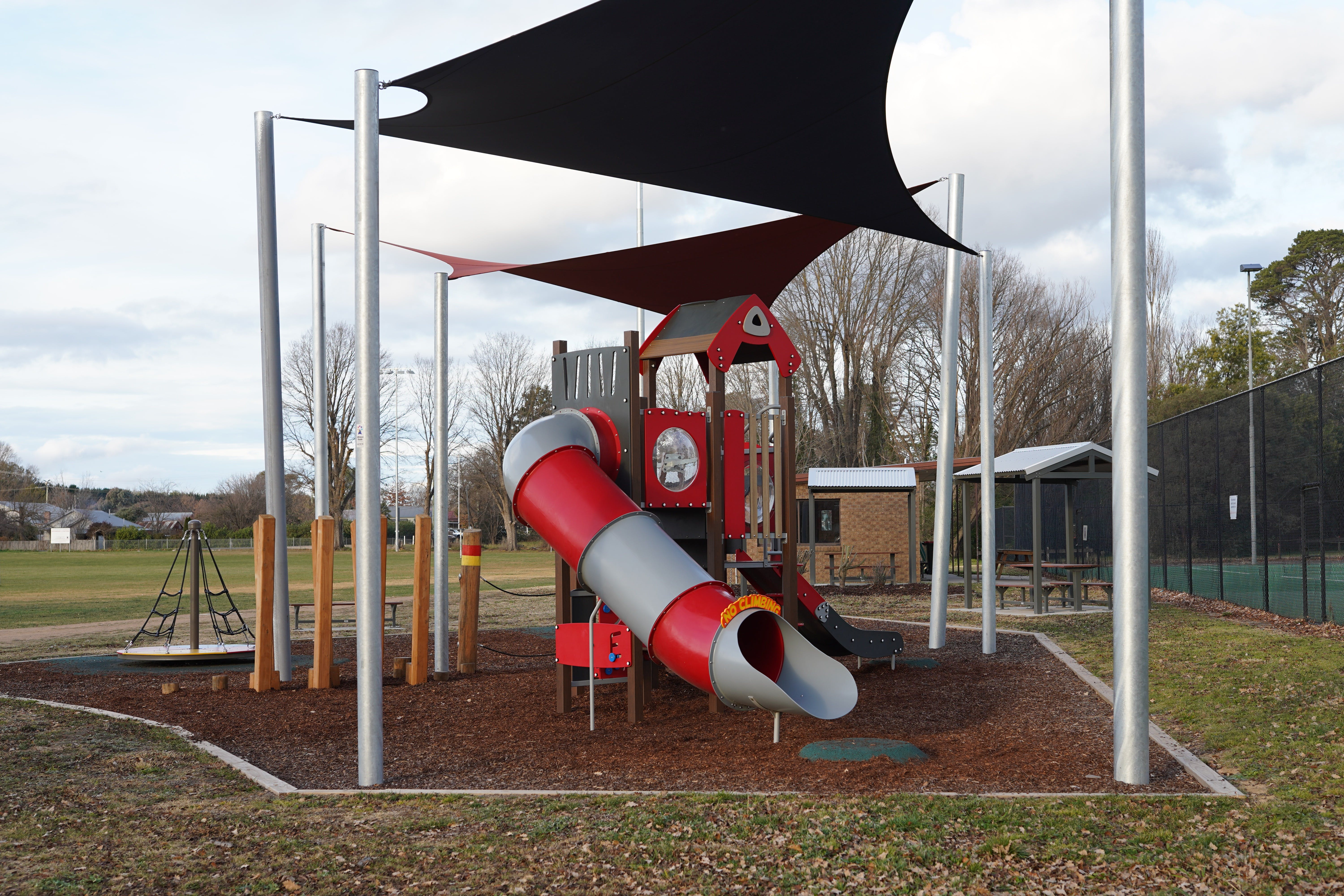 Braidwood Recreation Grounds and Playground - Accommodation Batemans Bay