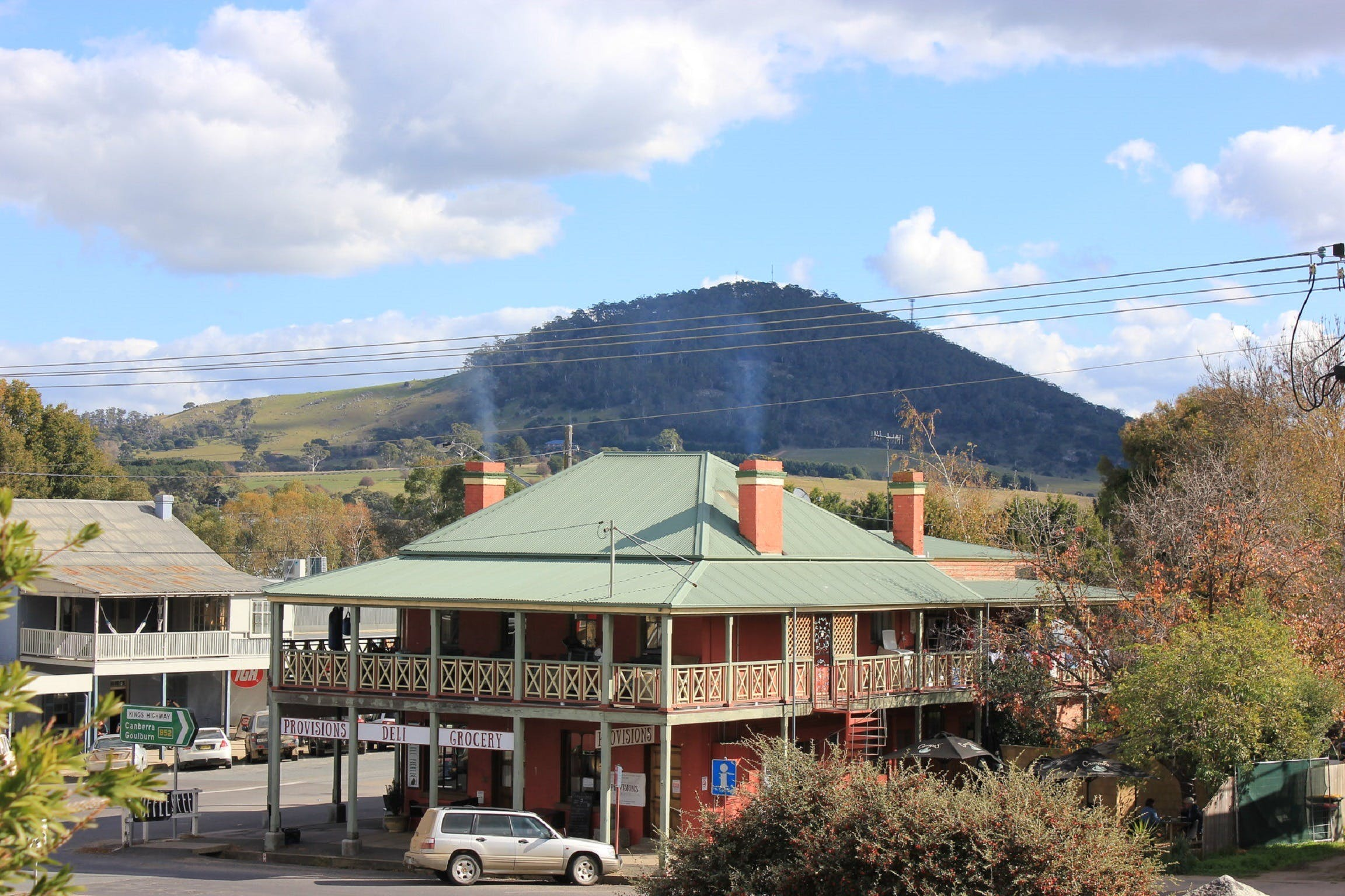 Braidwood Heritage Walk - Accommodation Batemans Bay