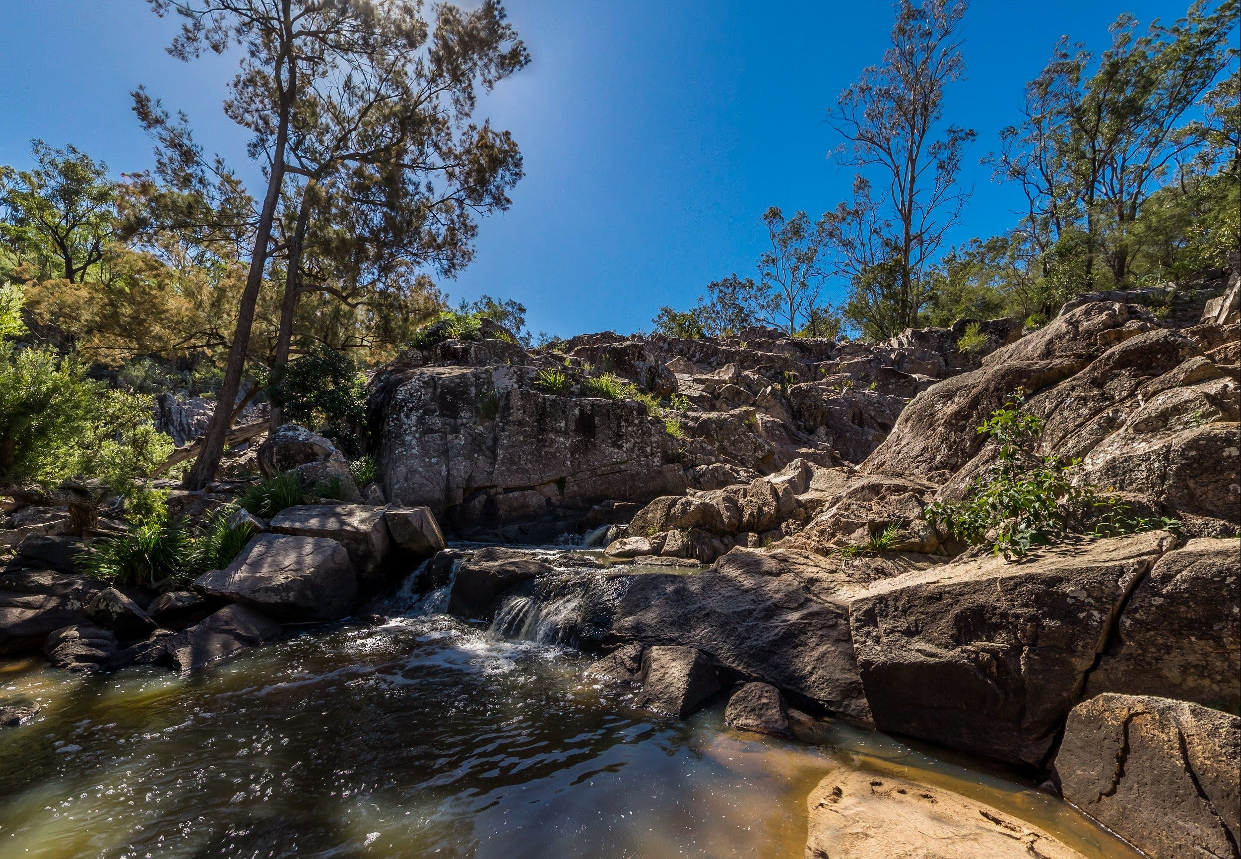 Crows Nest Falls - Accommodation Batemans Bay