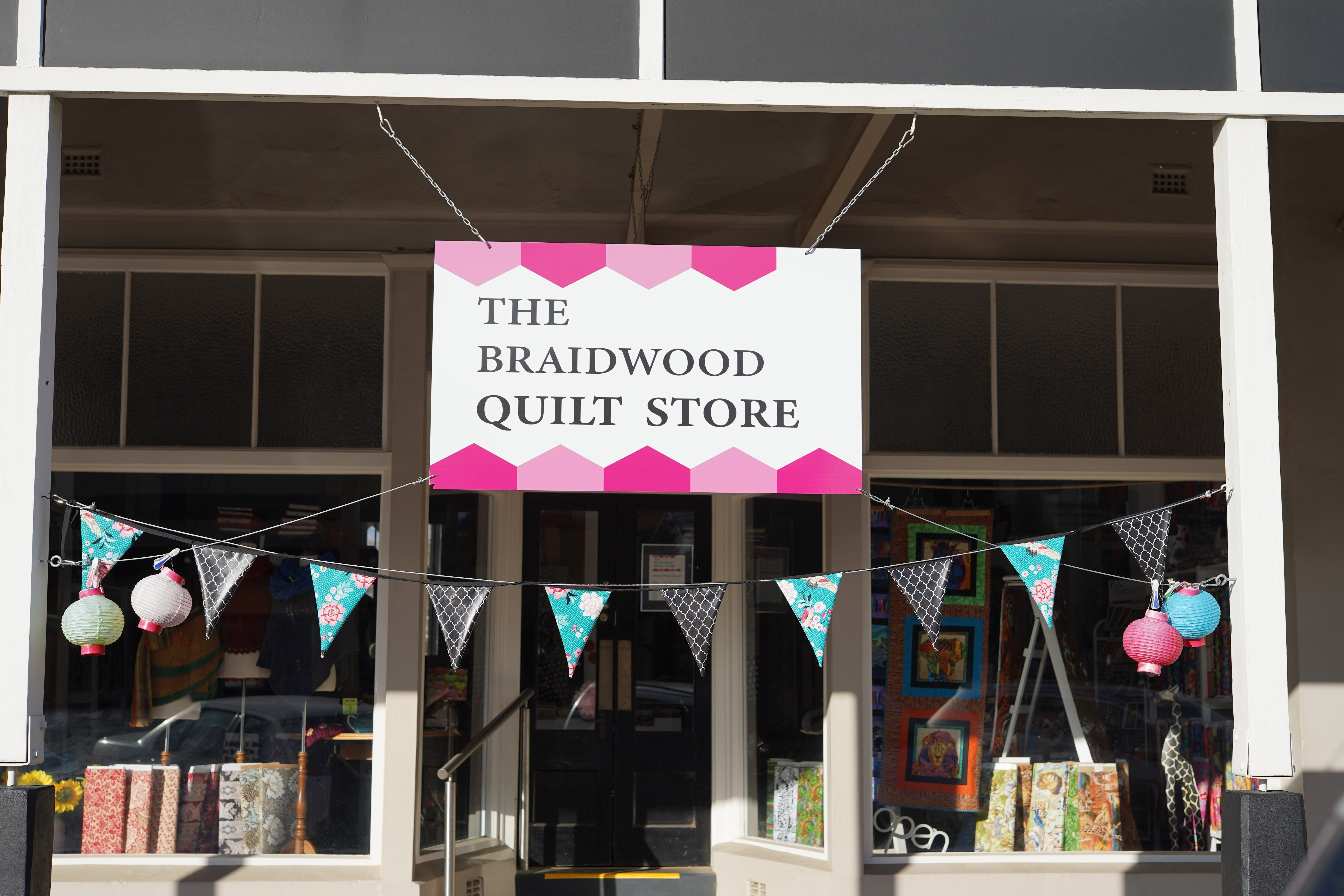 The Braidwood Quilt Store - Accommodation Batemans Bay