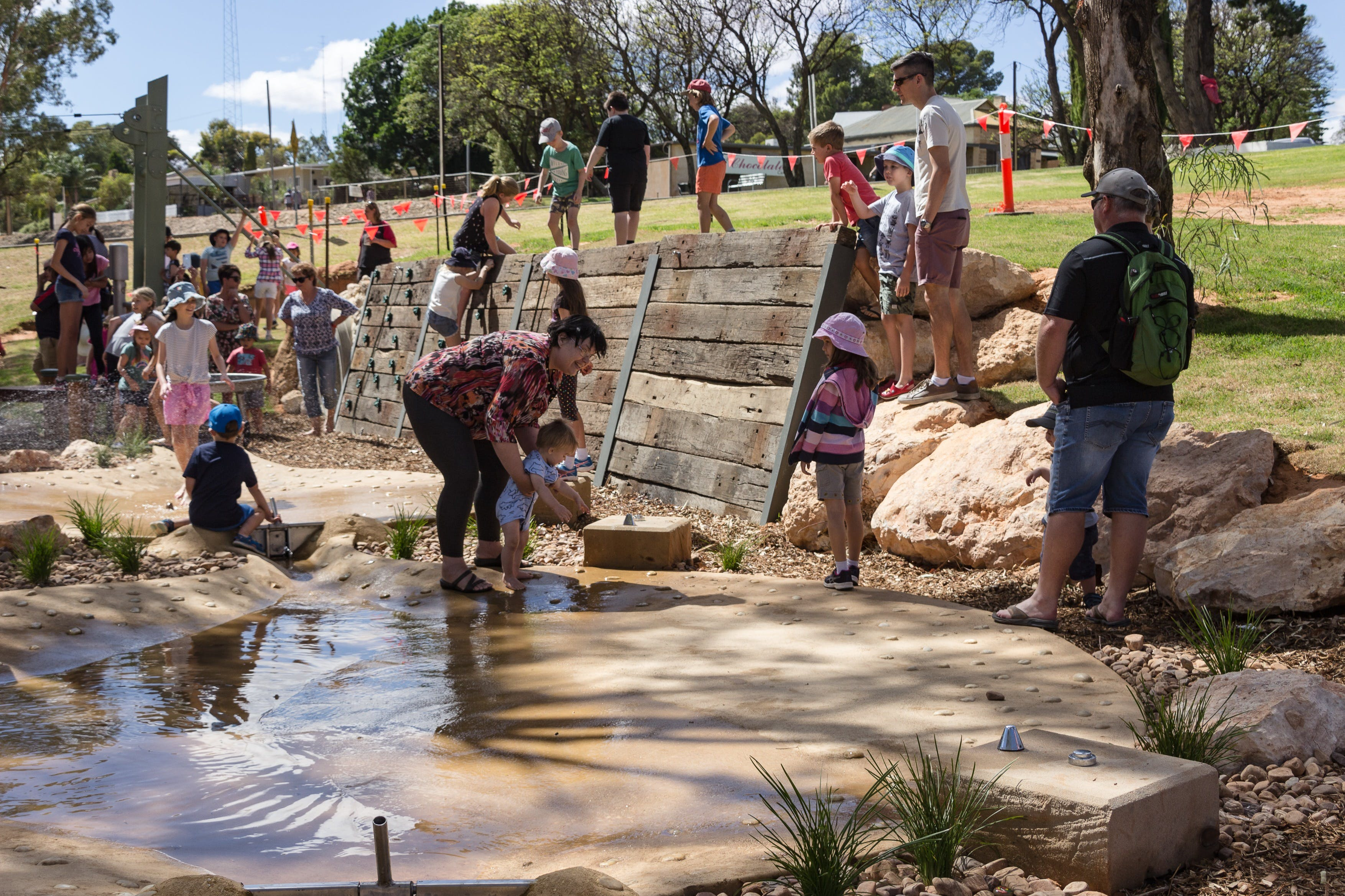 Waikerie Water and Nature Play Park - Accommodation Batemans Bay