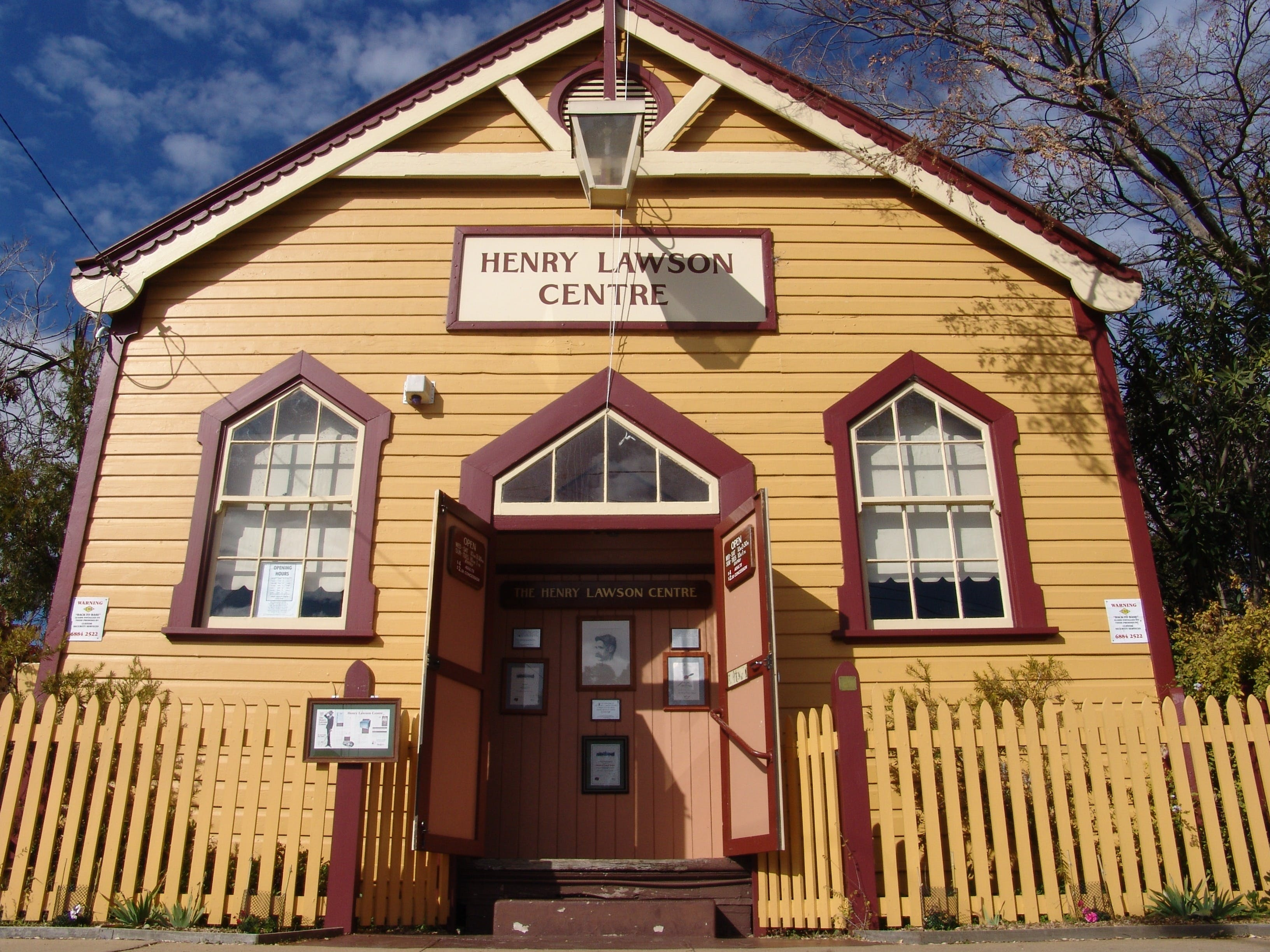 Henry Lawson Centre - Accommodation Batemans Bay