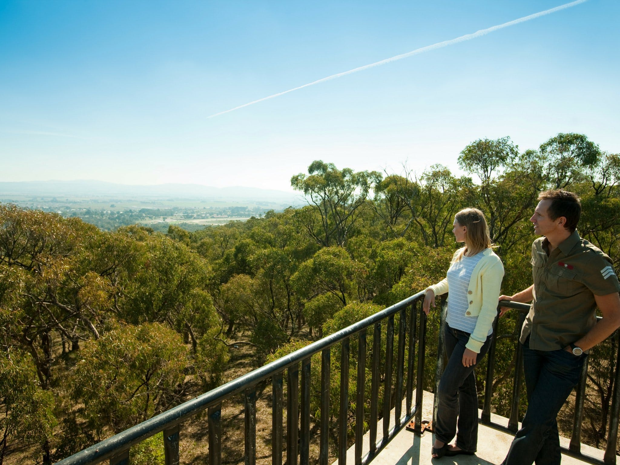 Monument Hill Reserve - Accommodation Batemans Bay