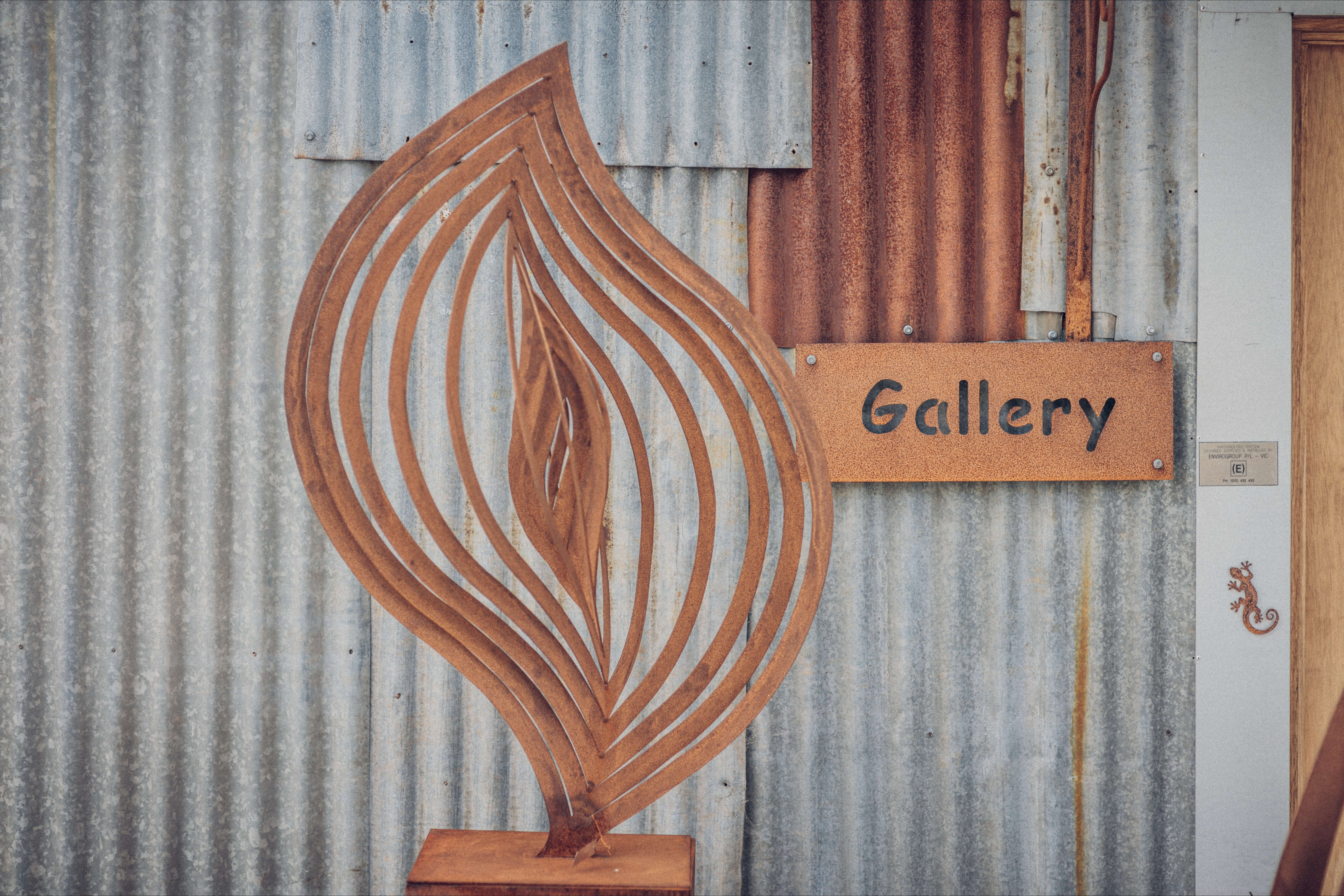 Overwrought Sculpture Garden and Gallery - Accommodation Batemans Bay