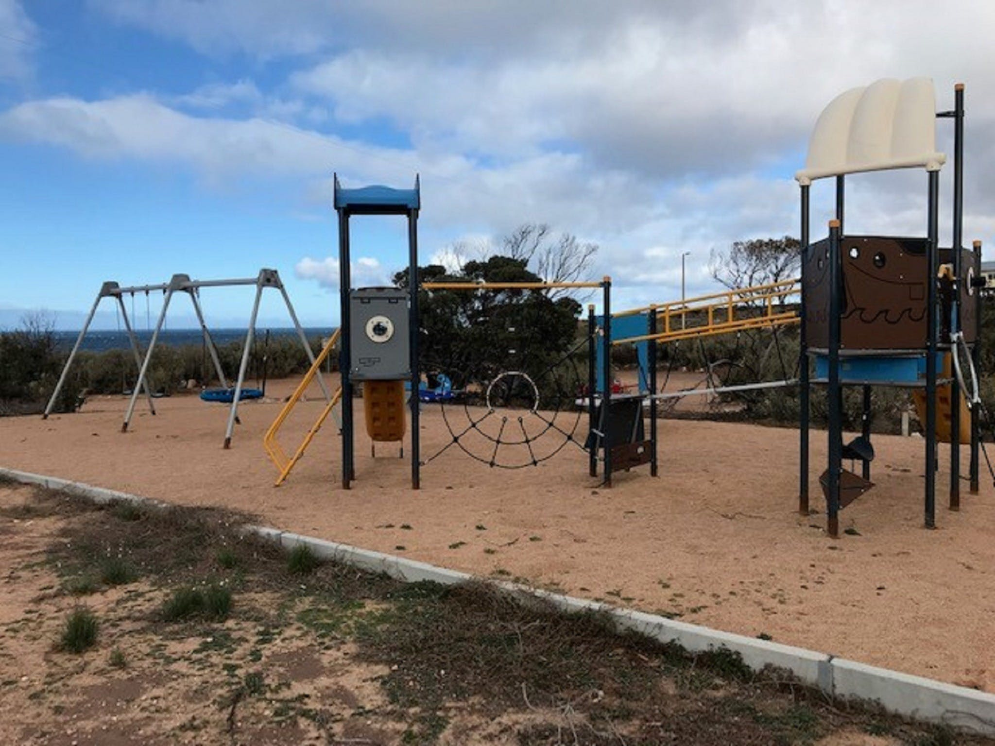 Port Gibbon Playground - Accommodation Batemans Bay