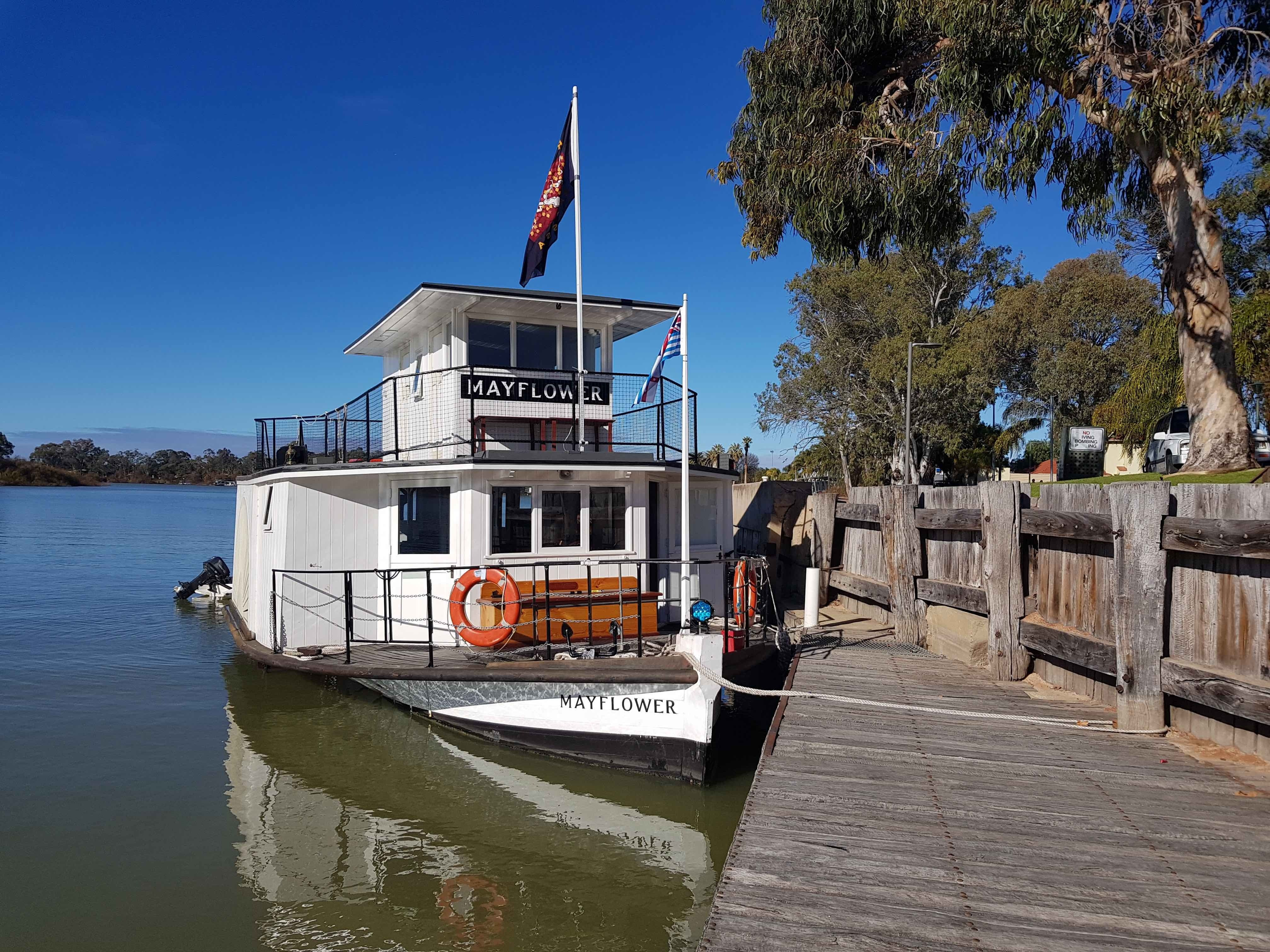 PW Mayflower Cruises - - Accommodation Batemans Bay