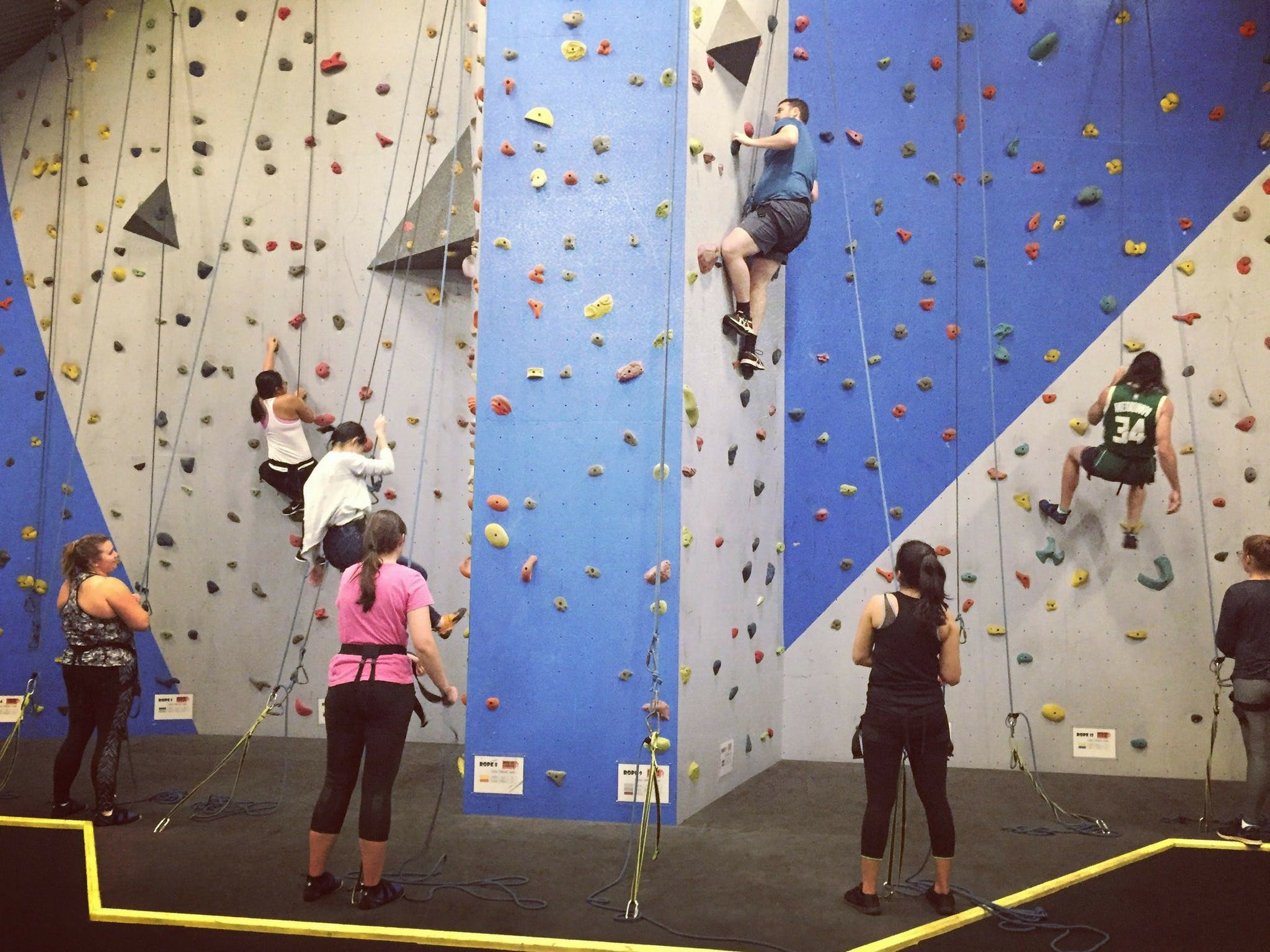 Rock On Fitness and Indoor Climbing - Accommodation Batemans Bay