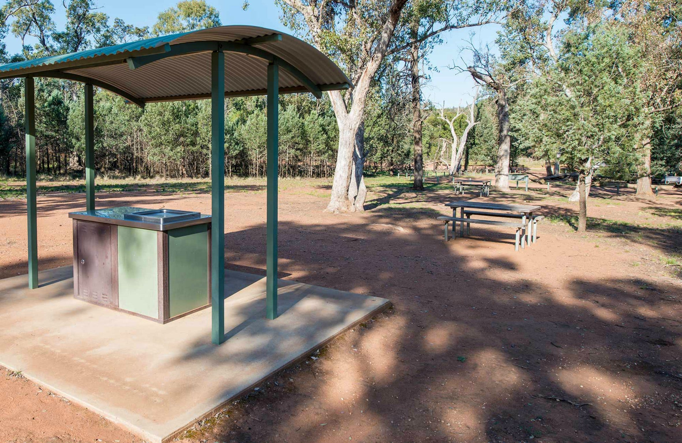 Spring Hill Picnic Area - Accommodation Batemans Bay