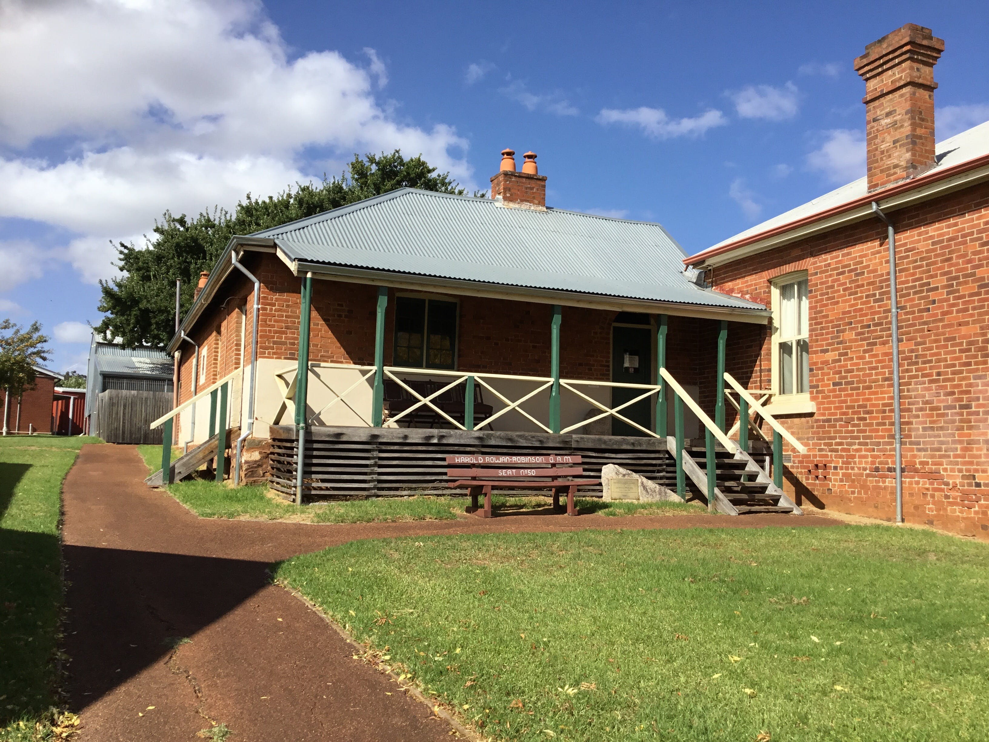Bridgetown Police Station Museum 1880 - Accommodation Batemans Bay