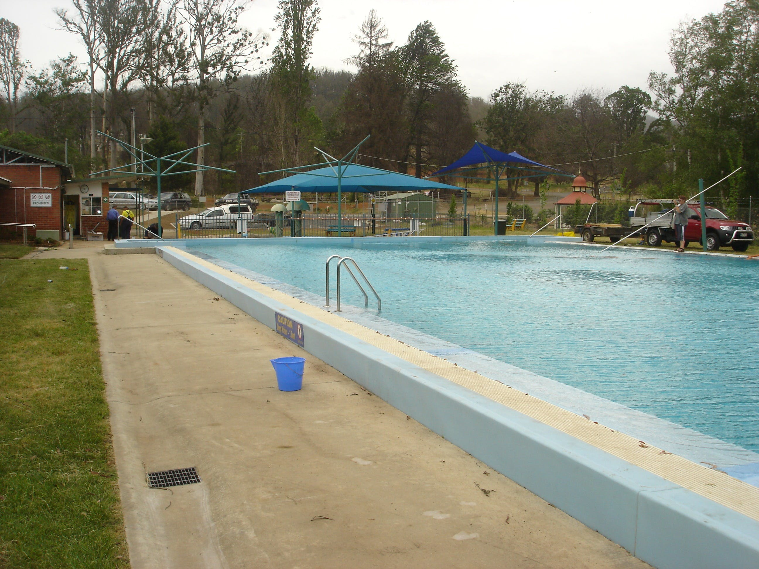 Marysville Outdoor Swimming Pool - Accommodation Batemans Bay