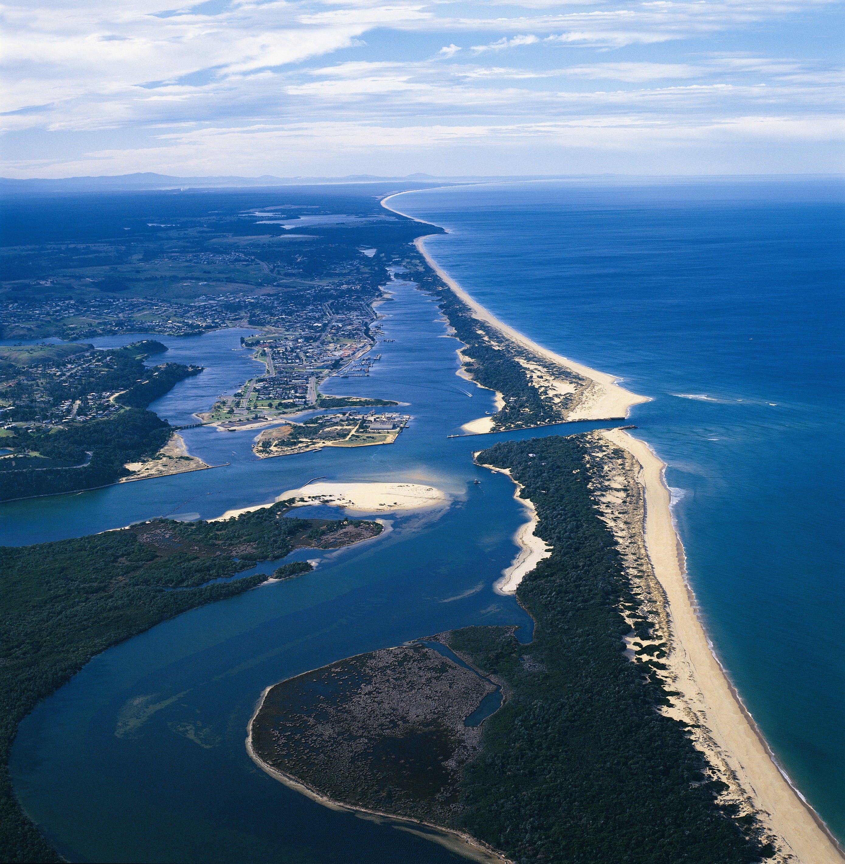 Ninety Mile Beach Marine National Park - Accommodation Batemans Bay