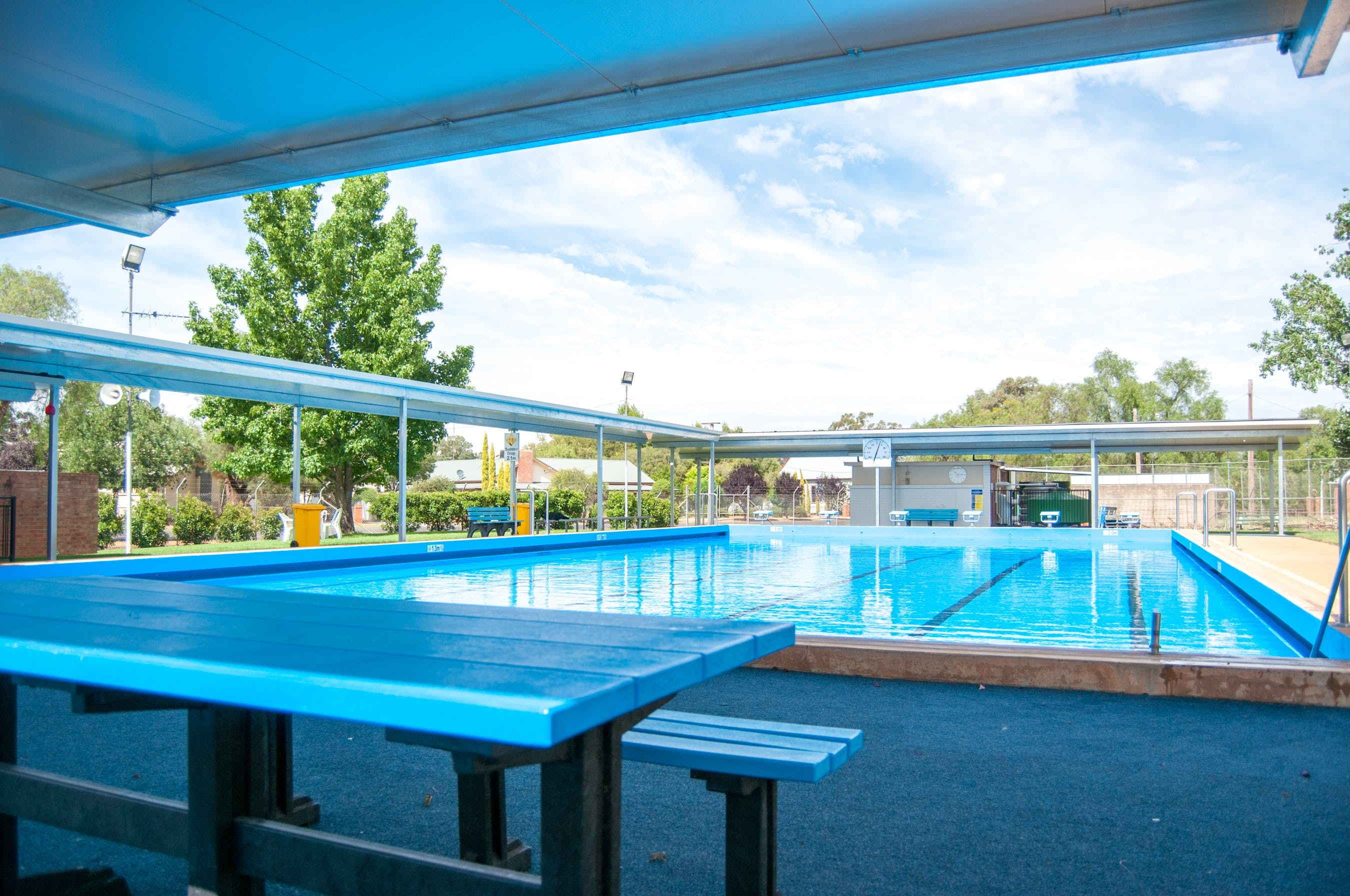Barellan Swimming Pool - Accommodation Batemans Bay