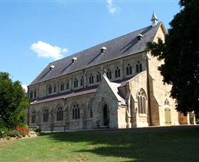 St Peters Anglican Church - Accommodation Batemans Bay