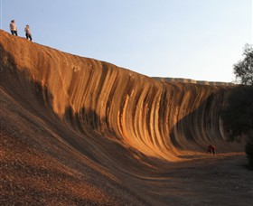 Wave Rock - Accommodation Batemans Bay