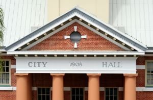 Maryborough City Hall - Accommodation Batemans Bay