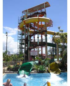 Ballina Olympic Pool and Waterslide - Accommodation Batemans Bay