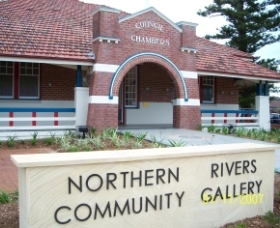 Northern Rivers Community Gallery - Accommodation Batemans Bay