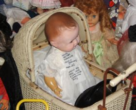 Little Darlings Doll Museum and Coffee Shop - Accommodation Batemans Bay