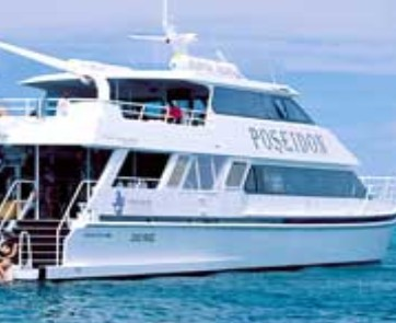 Poseidon Outer Reef Cruises - Accommodation Batemans Bay