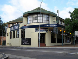 Railway Hotel - Accommodation Batemans Bay
